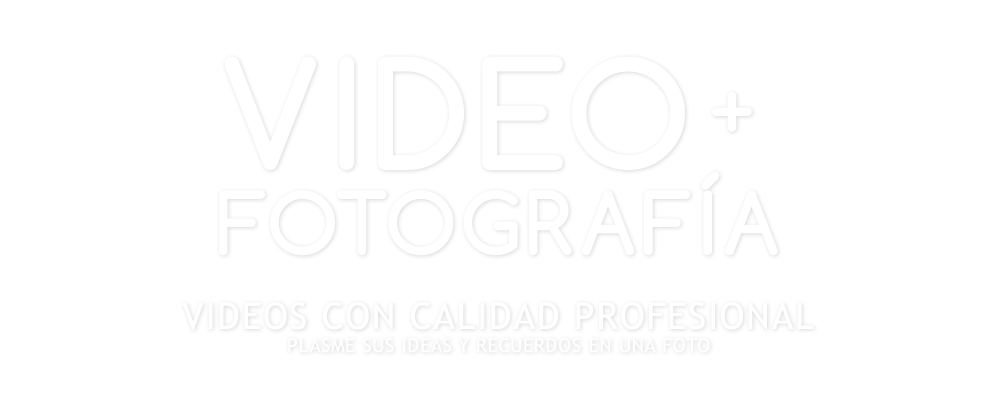 Produccion y Postproduccion de Video y Fografia Colombia
