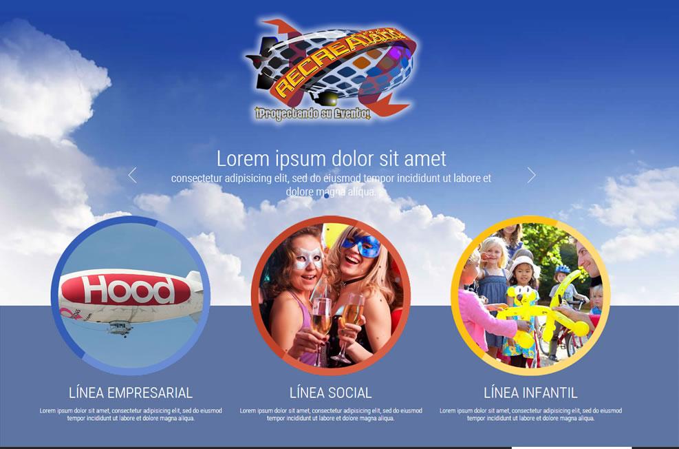 diseno pagina web colombia: