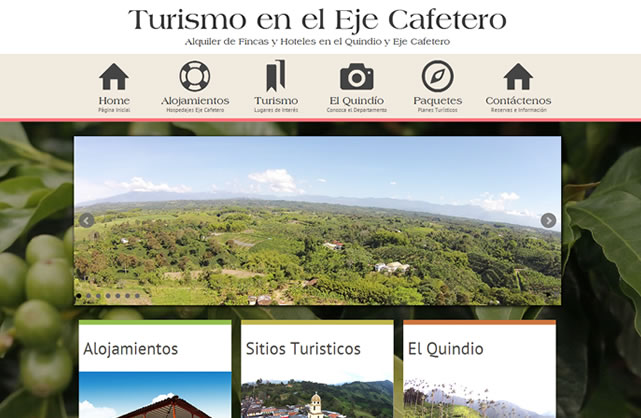 Turismo Eje Cafetero