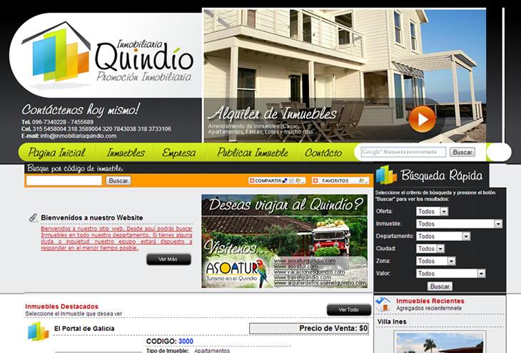 dise o de paginas web de inmobiliarias y constructoras